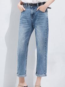 缪佳牛仔裤