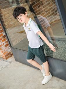 淘淘猫休闲时尚男童衬衫