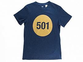"""日本李维斯501经典款""""145周年纪念日""""推""""501Day""""系列"""