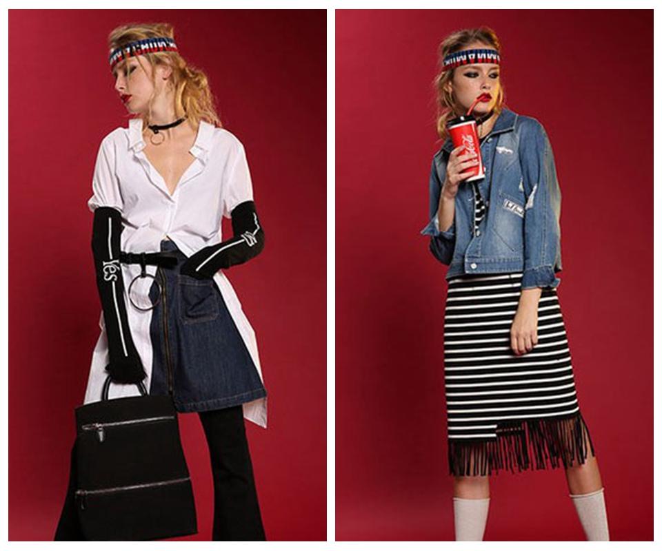 洛呗一品牌女装折扣批发|女装批发