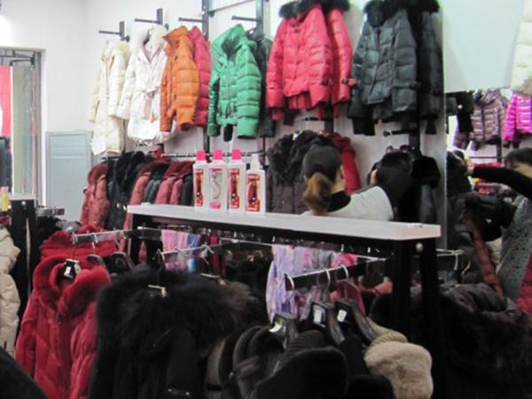 雨贝尔店铺展示