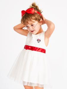 迪士尼宝宝女童连衣裙