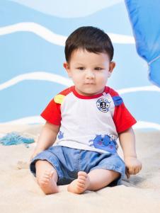 米拉熊小童装T恤