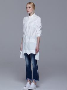 Maia Yan美言新款气质衬衫