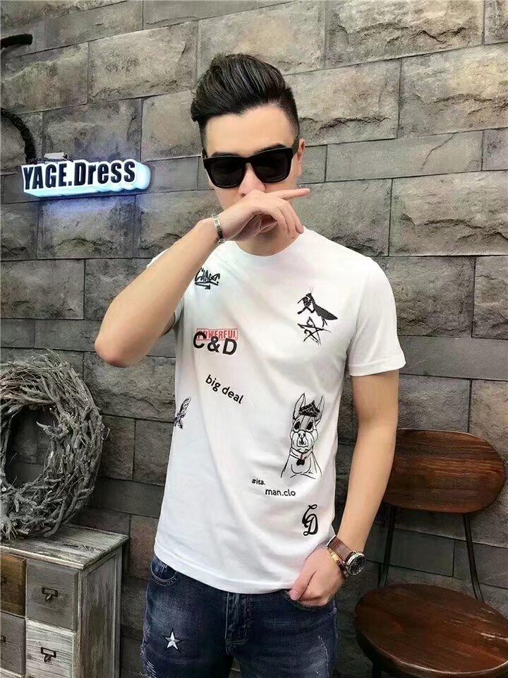 韩版精品男装T恤批发|男装批发