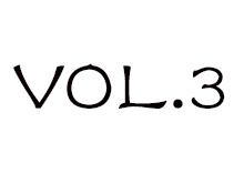 VOL.3VOL.3