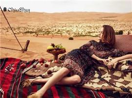 CHIUSHUI 2018冬季新品发布会为你呈现别样时尚新风情