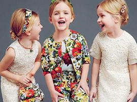童装行业增速较高 行业集中度望逐步提升