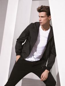 TUCANO啄木鸟新款黑色外套