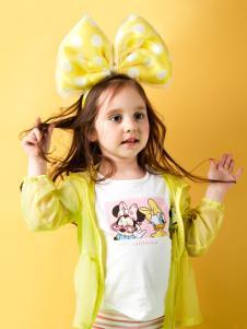 迪士尼宝宝童装夏新款