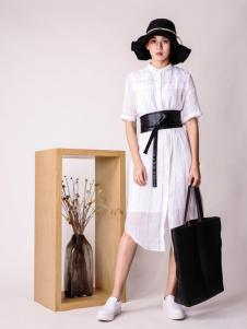 FA LOUINA法路易娜气质连衣裙