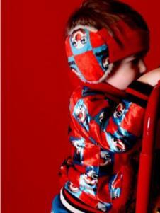 clan-c童装新品男女童个性外套