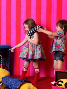 clan-c童装新品女童蓬蓬裙毯子