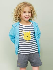 迪士尼宝宝女童夏款外套