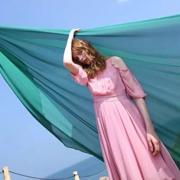 ORITICK奥伦提新品:pick一下!我说这是520最美的裙子不过份吧?