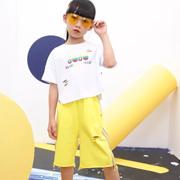 久久JOJO童装 | 用元气满满的阳光色来一场夏日摇滚吧!
