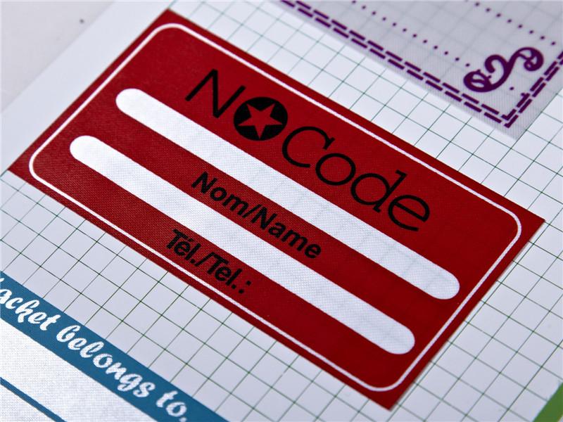 质量好的织带商标商标供应
