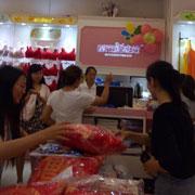 恭喜贵州铜仁华联超市冉女士都市新感觉内衣活动业绩高达7211元!