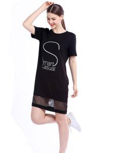 Derli Galam黑色连衣裙