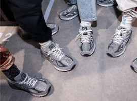 New Balance:专业跑步市场不想丢