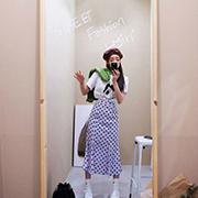春美多:波点半身裙如何搭配 夏日美穿搭气质又迷人