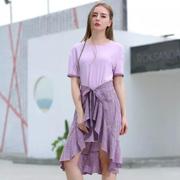 今夏怎样穿搭既甜美又时尚 艾米女装2018新品推荐