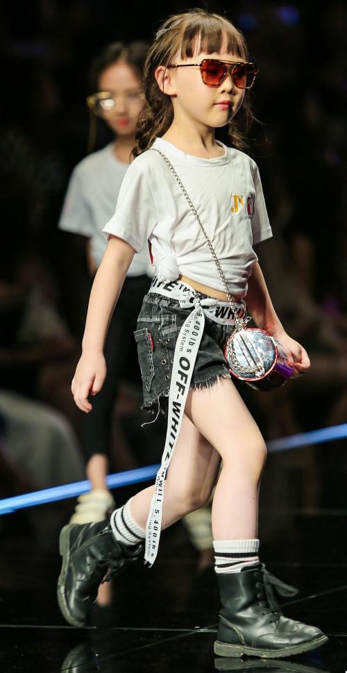 2018江南国际时装周超级童模大赛总决赛及颁奖典礼