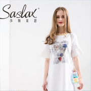 想拥有少女感可以试试这样穿!Saslax少女感满满的单品让小仙女更温柔