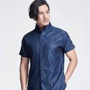 意树男装风范之色彩的选取—蓝