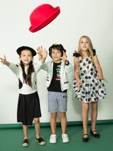 2018水孩儿童装夏季时尚新款