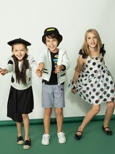 水孩儿童装2018新款套装