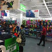 奥库运动超市模式符合当下新的消费场景