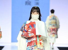 2018广东大学生时装周|广州市工贸技师学院服装设计毕业作品展演