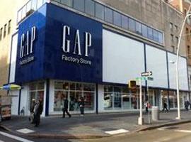 同样都是快时尚 为什么Gap基本款滞销 打对折清库存