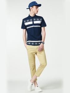 KIKC新款短袖衬衫