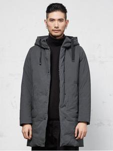 JiaziSanzu新款纯色羽绒服