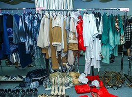 2018广东大学生优秀服装设计大赛复赛在粤举行