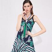 betu百图女装时尚| 沉浸在绿影婆娑间 享一片自然意趣