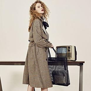 凯恩打造时尚简约、知性灵动的伊人风格凯恩女装招商