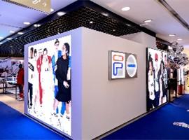 安踏旗下FILA在上海开两家旗舰店 仍与国际品牌差距大