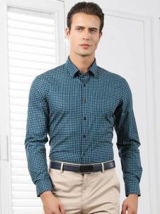 LEONARDO利奥纳多格子衬衫