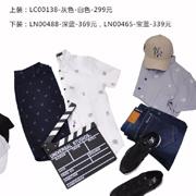 劳夫罗伦男装:夏天,T恤是必不可少的单品