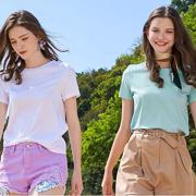 优衣美女装2018夏新款推荐| 这就是夏天该有的颜色