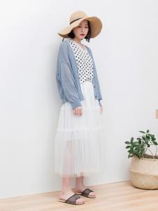 LIULIU MO刘刘墨时尚优雅半身裙