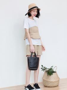 LIULIU MO刘刘墨新款时尚气质T恤