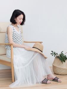 LIULIU MO刘刘墨新款气质蕾丝裙