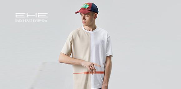 EHE男裝為全球化都會時尚生活而設計