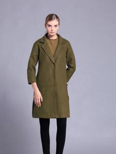 亚创国际女装休闲大衣