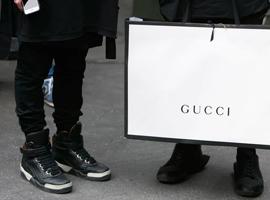 Gucci和巴黎世家等正与快时尚品牌拉开距离