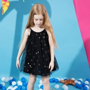 创印象童装|夏季甜美穿搭 给孩子甜美公主范儿